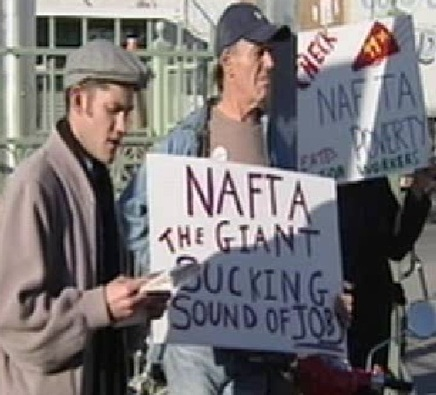 If you like NAFTA, you will love the TPP!